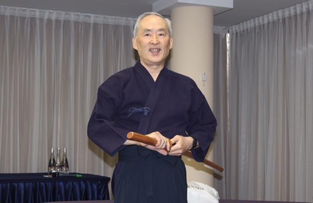 Ковака Джунічі, голова Японської асоціації «Фонд безпеки продуктів харчування та життя»