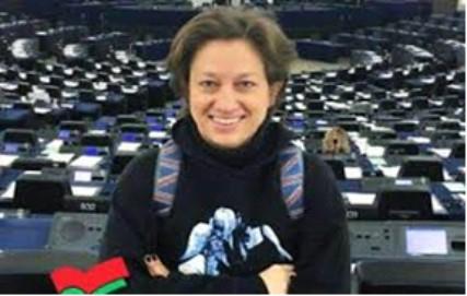 Депутат Європарламенту від Італії Елеонора Форенца.
