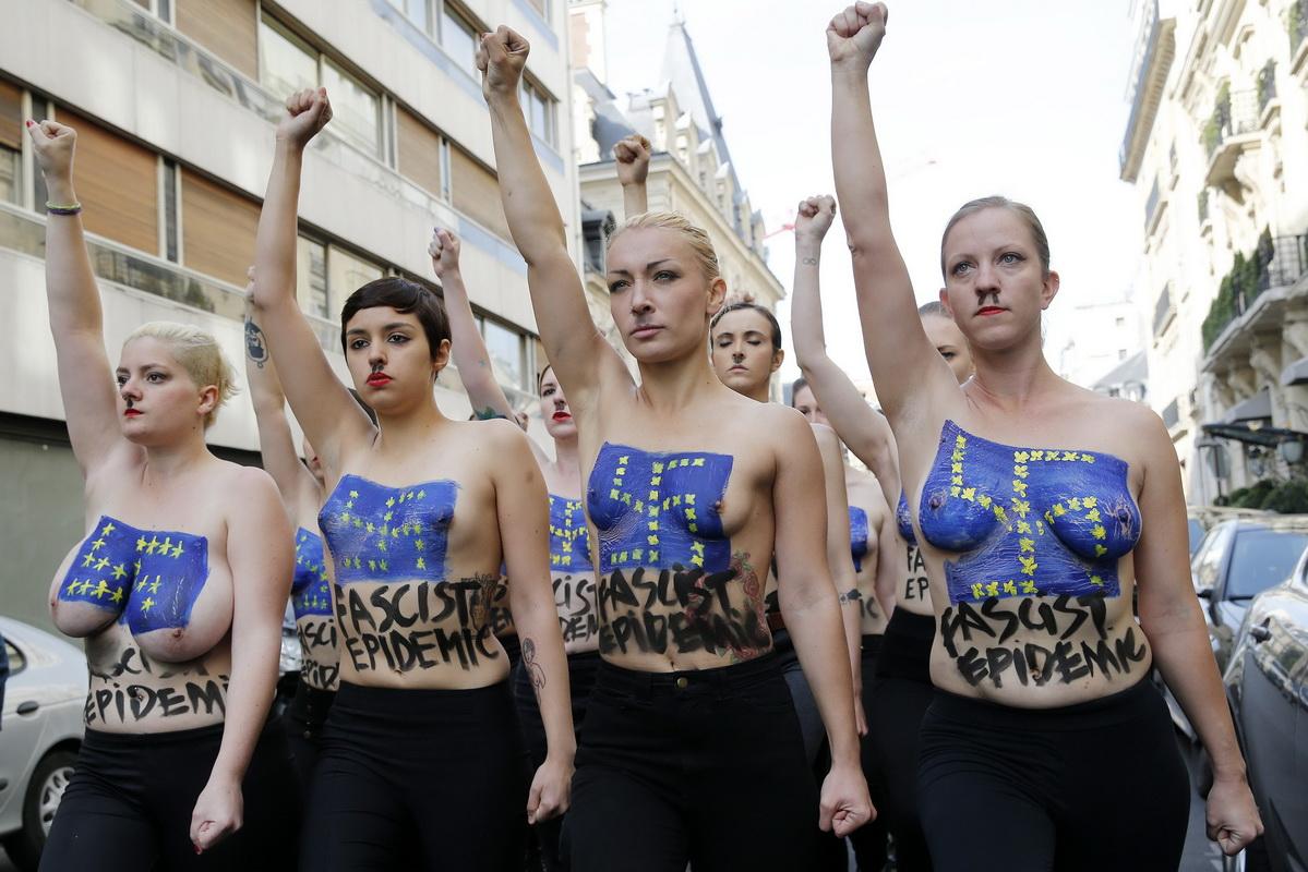 Riot of janero nakn girls — pic 12