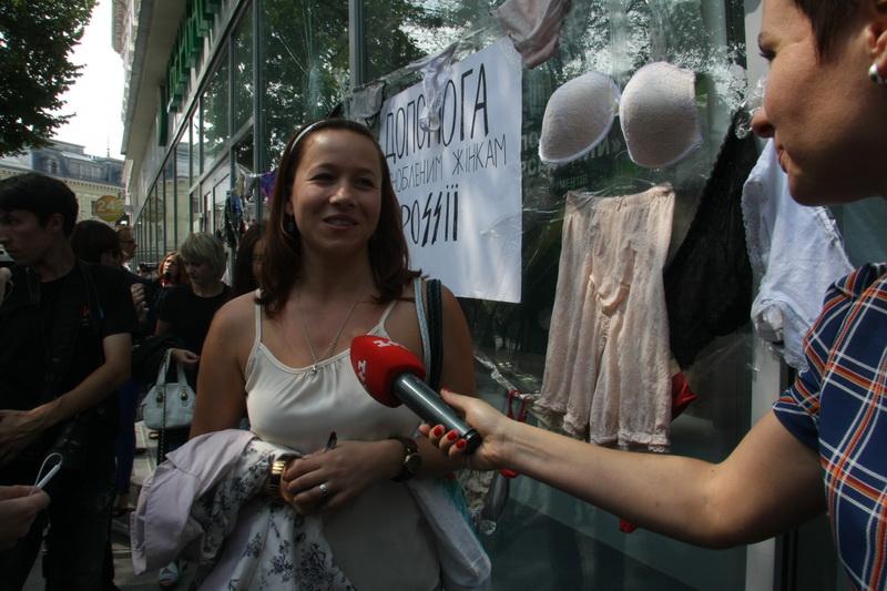 На початку липня у Росії набула чинності заборона на виробництво і продаж  синтетичної спідньої білизни. 49bdcff8a33a5