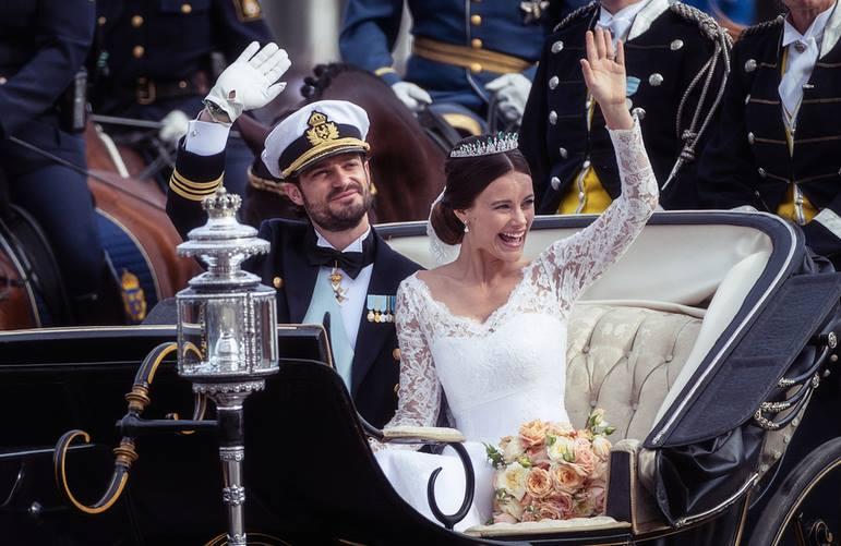 02227fc1e45809 Син короля Швеціїї принц Карл Філіпп одружився на звичайній дівчині Софії  Хелльквіст! Цікаво, що все частіше представники королівських родин обирають  собі у ...