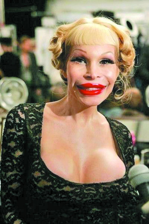 Старые силиконовые актрисы