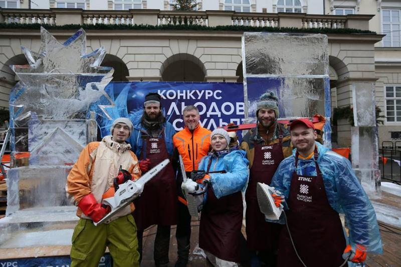 Льодова казка у Львові — Високий Замок cb7363554568c